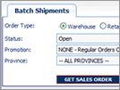 RSCOM Management System : Shipping